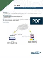 VPN Interoperability Between SonicWALL TZ 170 SP SonicOS E