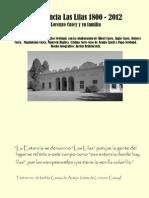 Estancia Las Lilas 1862 -2009
