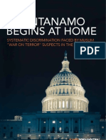 Guantanamo Begins at Home