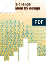 Climate Change Adaptation by Design
