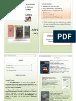 Alerta Bibliográfica 2012