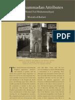 41950357 the Muhammadan S Attributes Shamail by Dr Mostafa Badawi