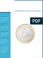 Preqin Special Report European Private Equity Copy