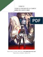 Fate Zero Vol.01 Prólogo 01 Hace 8 años