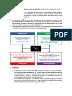 Propuesta de análisis de las TICs