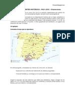 COMENTARIO DE FUENTES HISTÓRICAS – PAU's 2012 – Orientaciones
