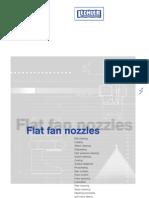 Flat Fan Nozzles Lechler En