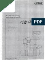 Manual de Instrucciones Westfalia