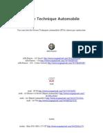Revue Technique Automobile_ Plusieurs Marques Et Modeles