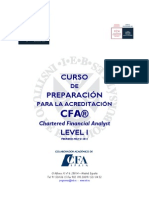 CFA Level I Feb-May 2012