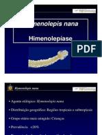 Aula Hymenolepis Taenia Cisticercose