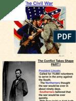 Civil War Part 1 12apr12