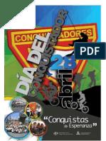 Dia Del Conquistador 2012