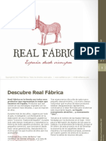 Breve Presentacion Real Fabrica