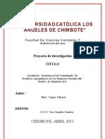 Mi Tesis03-  PARA OBTAR EL  BACHELLERATO DE CONTABILIDAD