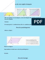 Área+De+Figuras+Planas