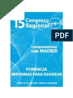 2 Ponencia Reformas Para Avanzar