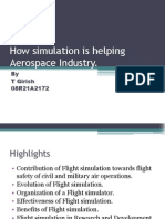 How Simulation is Helping Aerospace Industry