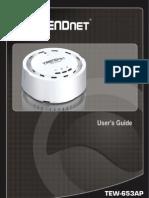 UG TEW-653AP(v1.0R)
