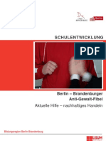 Anti Gewalt Fibel 01-04-2009
