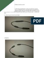 Raccorder Une Prise USB Sur Un Gamepad Xbox 360 Filaire