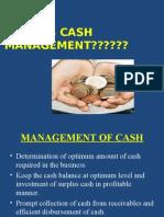 Wcm Ppt Cash Mgt..New