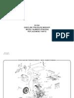 RY780030A Parts Manual