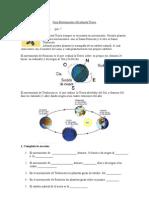 Guía Movimientos Del Planeta Tierra 3