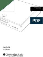 AP258311TopazCD5CD10UsersManual-01English