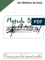 Curso Canto Método dádiva