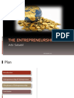 The Entrepreneurship