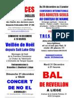 Annonces Du Pieu de Bruxelles 12-12-08