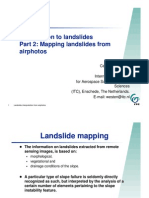 Landslides and Airphoto Interpretation