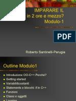 ITA - C++ in Qualche Minuto