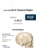The Parotid Temporal Regions E-learning