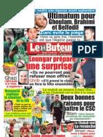 LE BUTEUR PDF du 14/04/2012