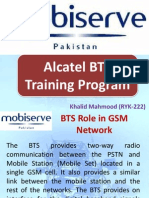Al-Catel BTS Presentation Complete