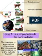 Clase I Propiedades Comunitarias