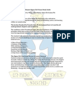 Ultimate Sigma Chi I Exam Study Guide