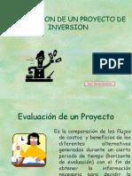 Evaluacion de Un Proyecto de Inversion[1]