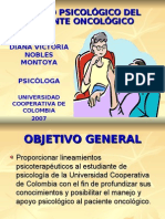 Manejo Psicologico Del Pac Oncologico