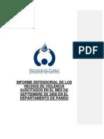 InformePando