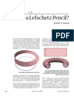 Lefs Chet z Pencil