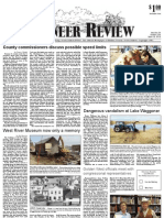 The Pioneer Review, April 12, 2012
