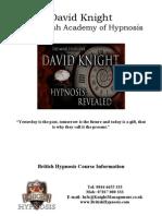 British Hypnosis Courses