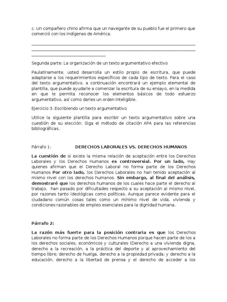 Atractivo Plantilla De Escritura De Estilo Apa Motivo - Ejemplo De ...