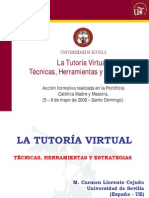 Tutor i a Virtual