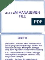 Modul 11 - Sistem Manajemen File