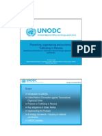 NCA Malawi UNTOC TIP Protocol and Legislation October 2011