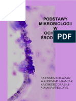 Podstawy Mikrobiologii w Ochronie Srodowiska II